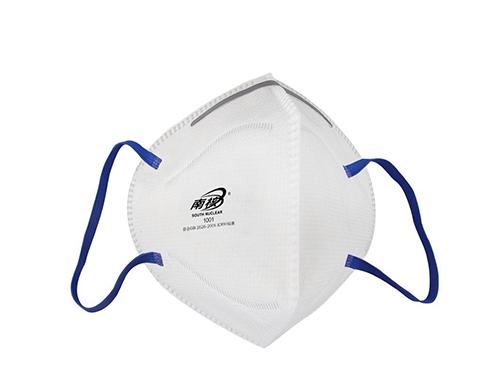 折叠式防尘口罩(耳戴式)