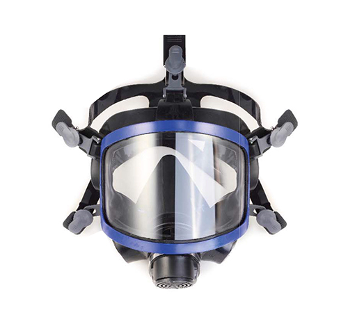 9006 NH-9006 Silicone Full Face Mask(Double boxes,Thread interface)